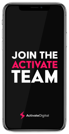 Join the Activate Team