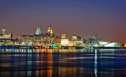 Liverpool Sees a Rise in Tourism Searches